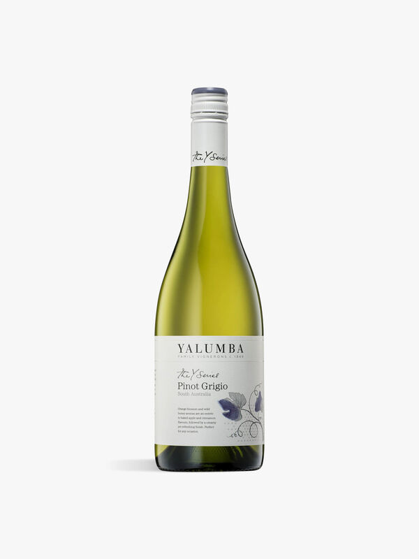 Yalumba Y Series Pinot Grigio 75cl