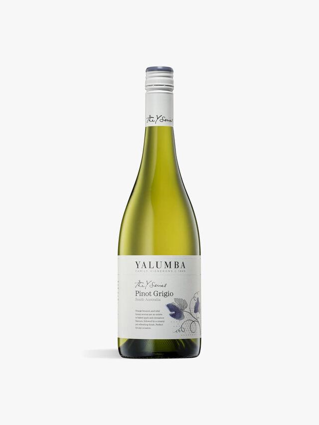 Yalumba Y Series Pinot Grigio 75cl