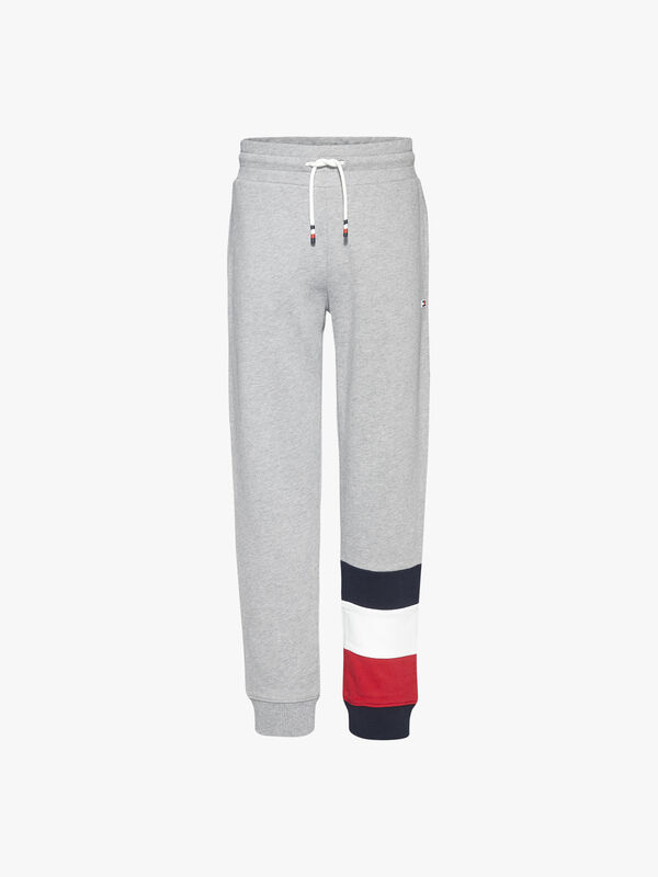 Global Stripe Colorblock Pants
