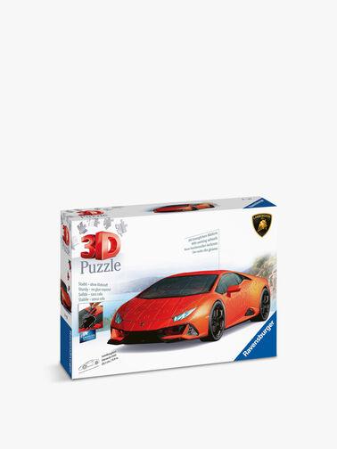 Lamborghini Huracan 3D Puzzle 108pc