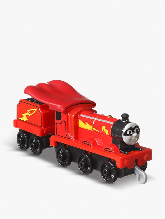 Push Along Rail Rocket James