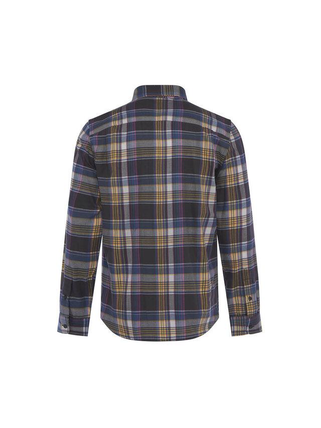 Assorted Checks Long Sleeve Shirt