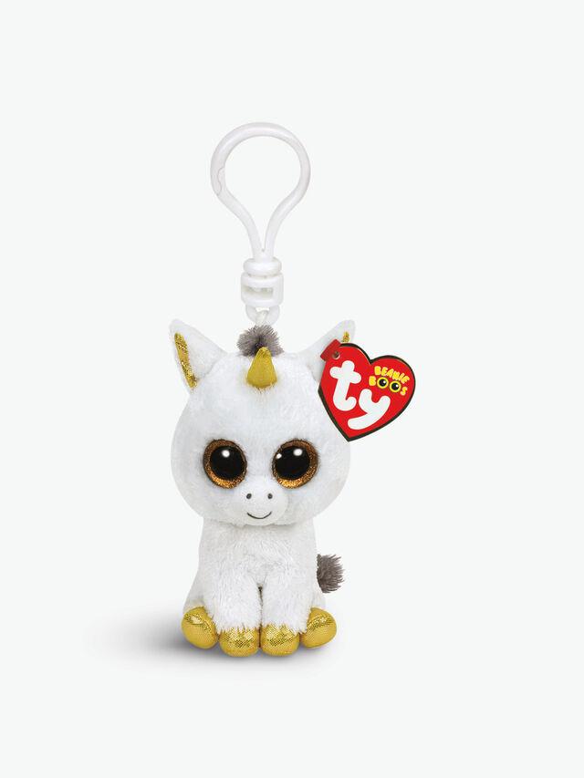 Pegasus Unicorn Boo Key Clip