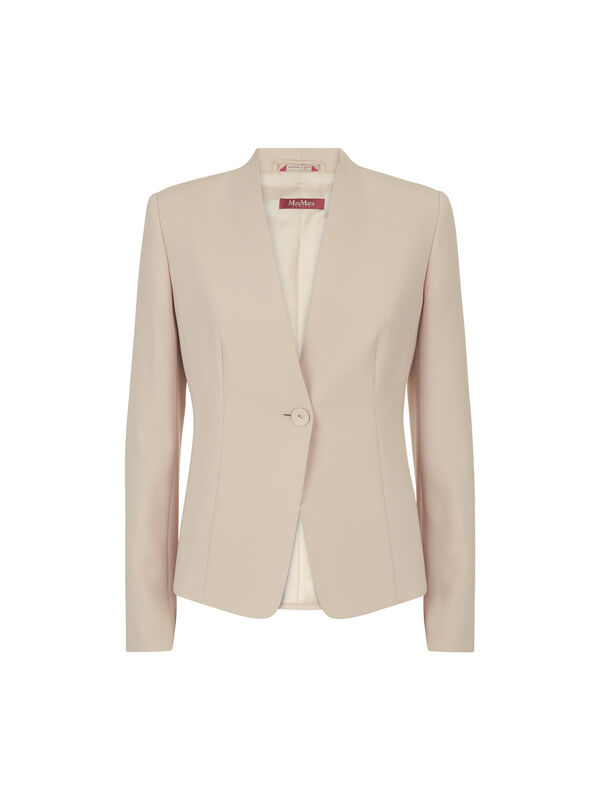 Massimo Fitted Jacket