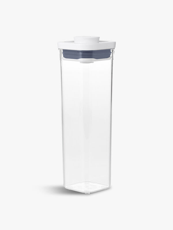 POP Mini Square Medium Container 0.8L