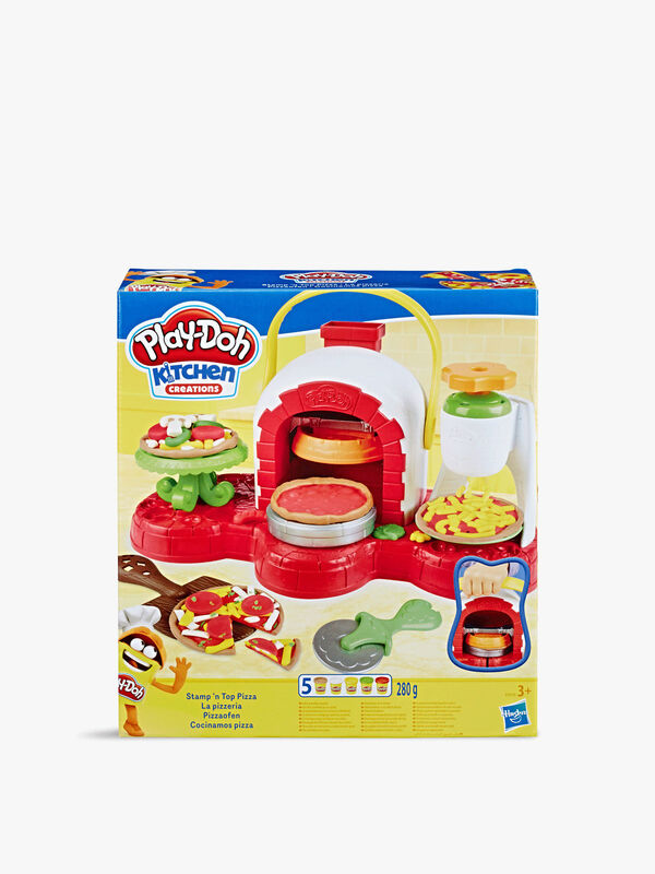 Stamp N Top Pizza Set