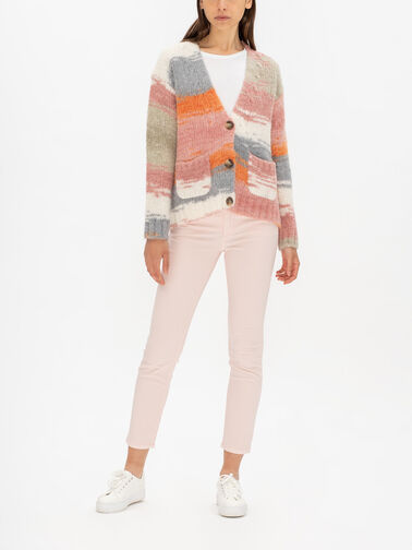 Fluffy-One-Button-Col-Mix-Cardigan-720591210301