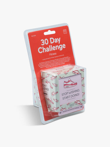 30 Day Challenge: Fitness