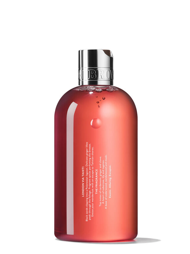 Heavenly Gingerlily Bath & Shower Gel