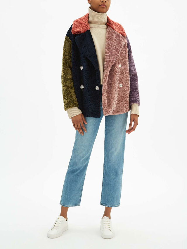 Debbie Teddy Coat