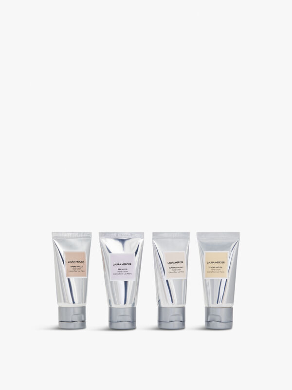 Hand Cream Quartet
