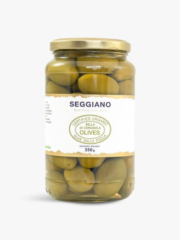 Cerignola Olives 350g