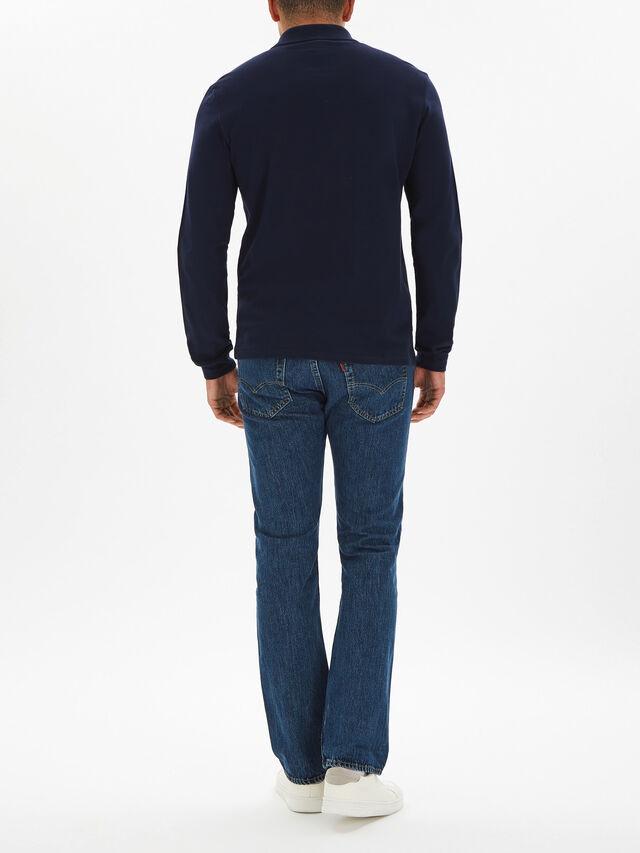 Long Sleeve Classic Polo Shirt