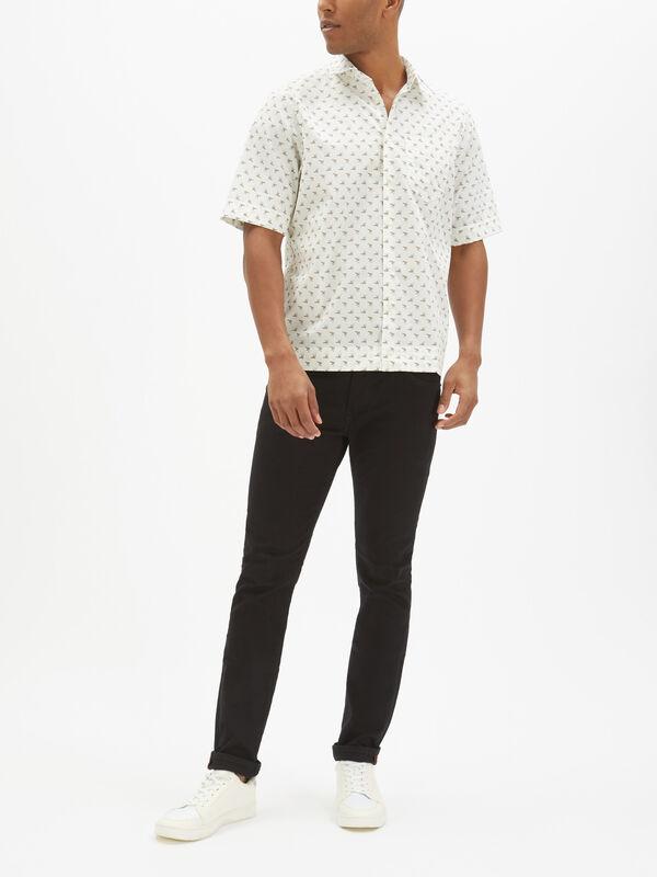 S-Atwood-B Printed Shirt