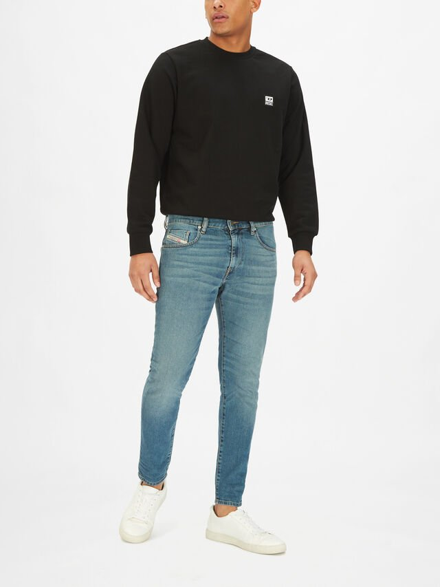 D-Strukt 009Ei Slim Fit Jeans