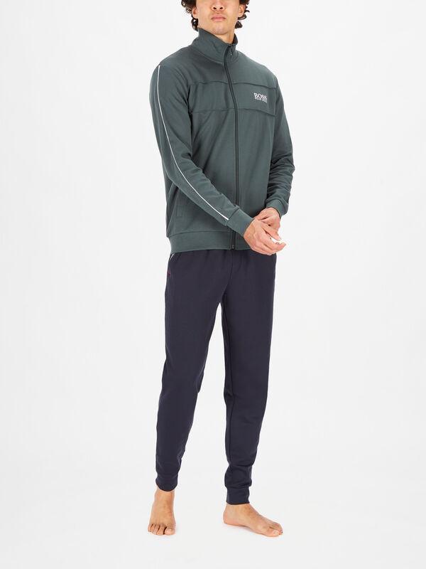 Zip-up Lightweight Jacket