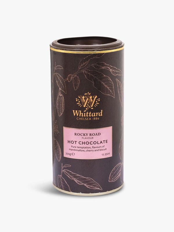 Rocky Road Hot Chocolate