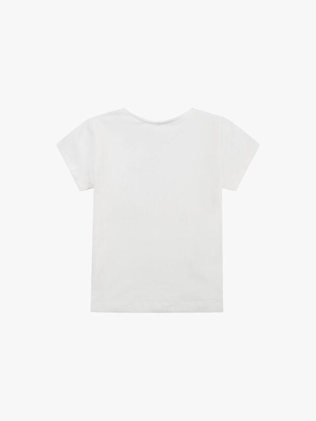 Studded Flower T-Shirt