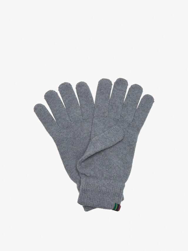 Cashmere and Merino Wool Gloves