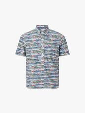 Sander-Tiki-Surf-Print-Shirt-0000380582