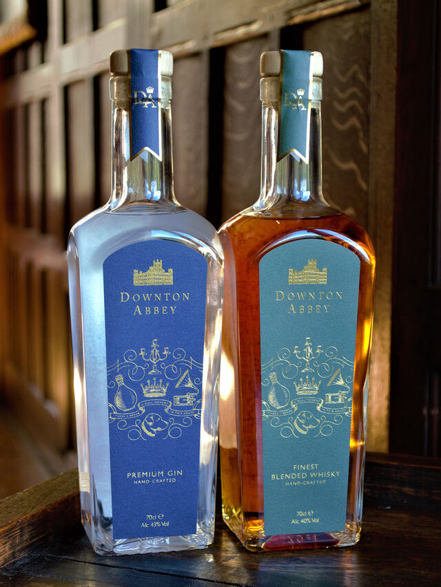 Downton Abbey Gin