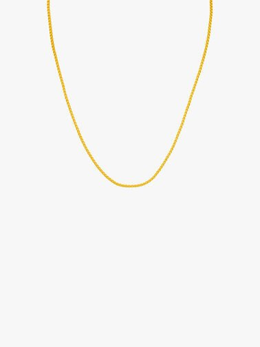 Plastalina Chain Necklace