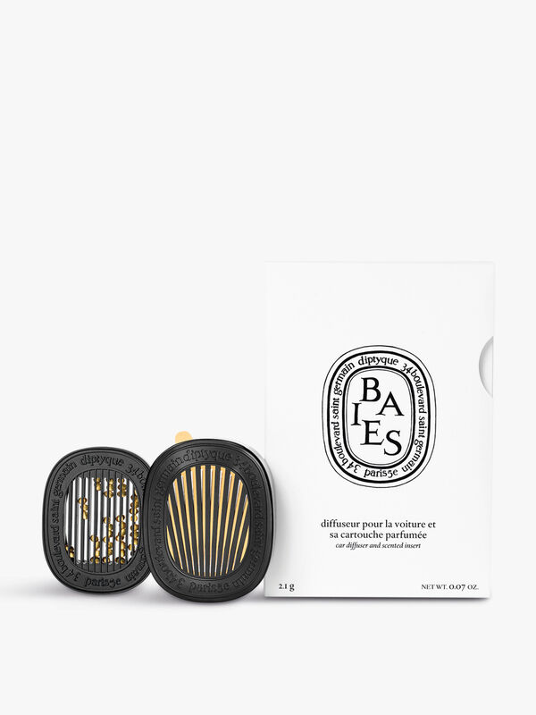 Car Diffuser And Baies Refill