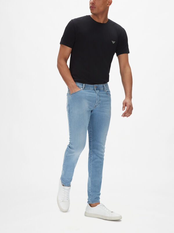 Tapered Fit D-Yennox Jeans
