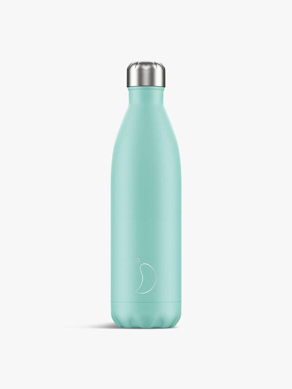 Pastel Green Water Bottle