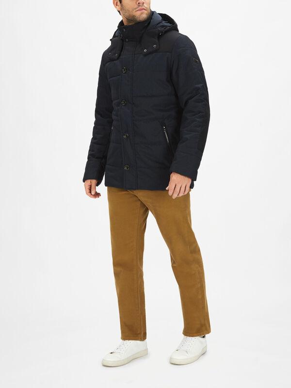 Classic Puffa Jacket