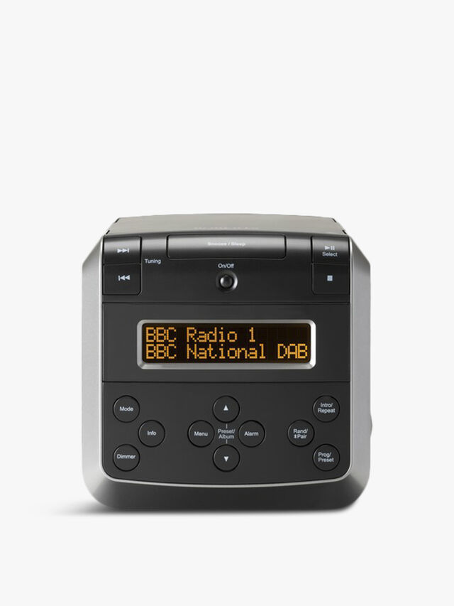 Sound 48BK Bluetooth Clock Radio