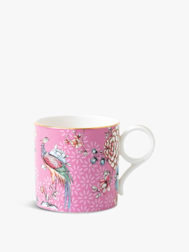 Wonderlust Lilac Crane Mug Large