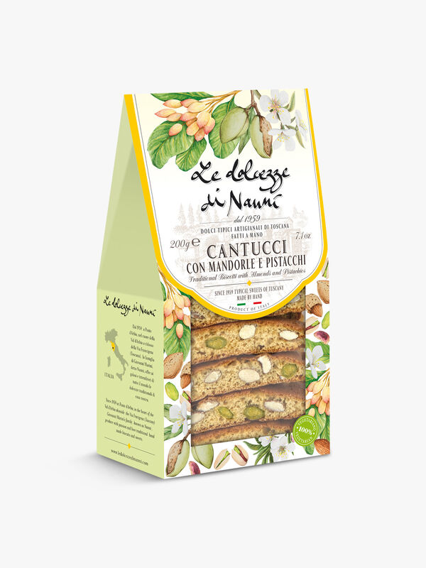 Almond Biscuit with Pistachios 200g