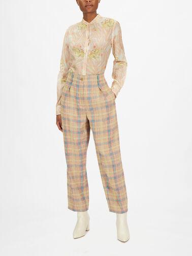 Linen-Tartan-Jacquard-Pants-8204