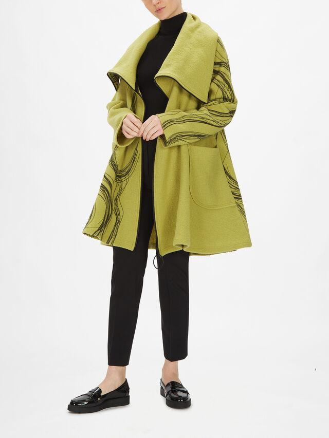 Casey Zip Coat