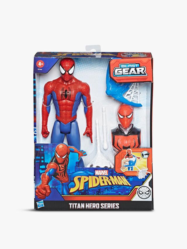 Titan Hero Series Blast Gear Launcher