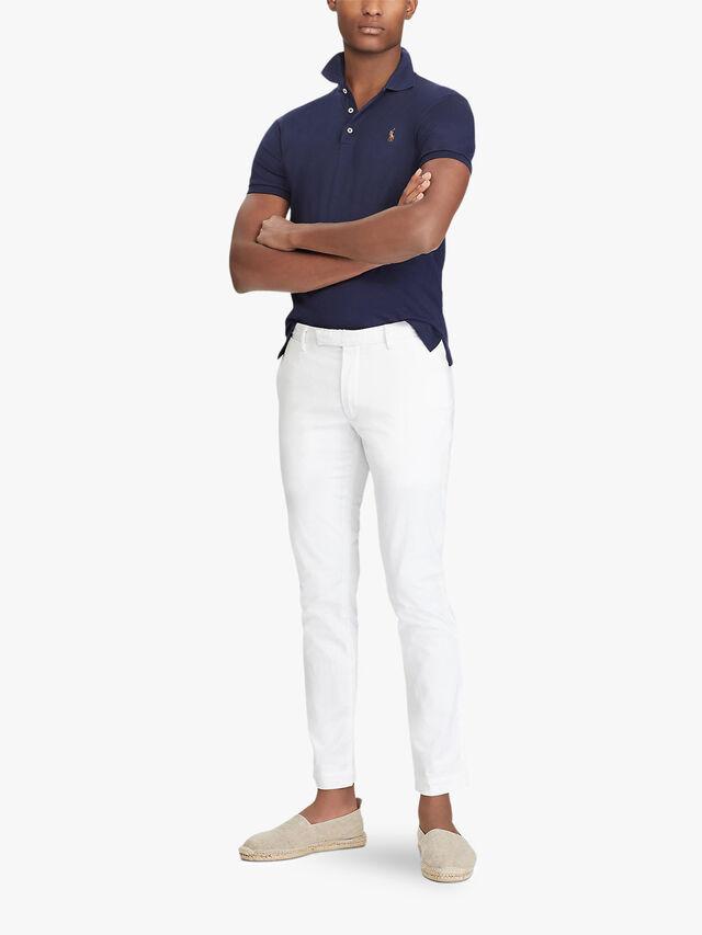 Slim Fit Polo Shirt