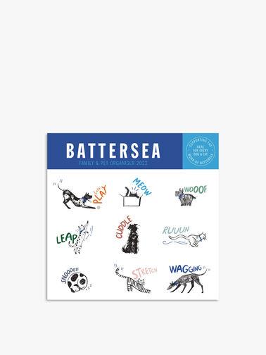 Battersea Square Calendar 2022