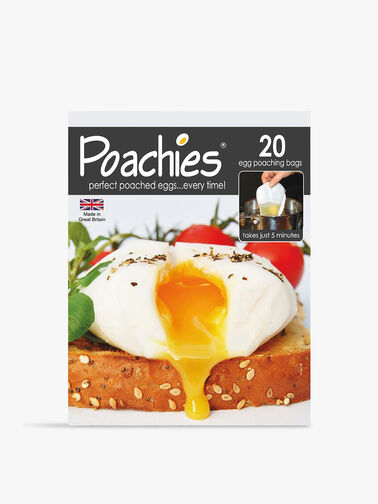 Egg Poaching Bags Pack of 20