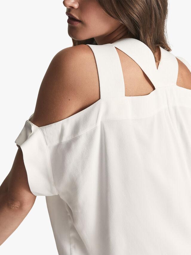 Dakota Cold Shoulder Top