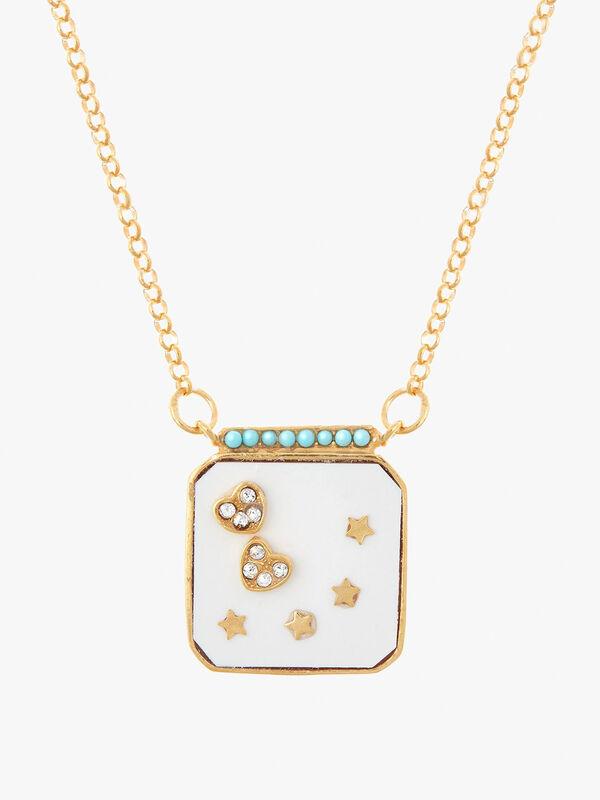 Fantasia Pendant Necklace