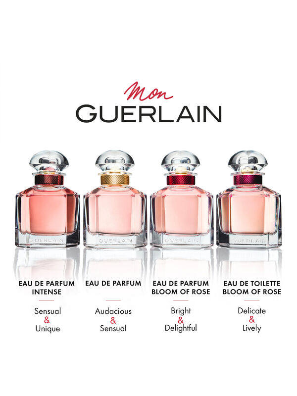 Mon Guerlain Bloom of Rose Eau de Toilette 30 ml