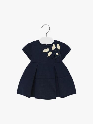 Neoprene-Cap-Slv-W-Bows-Dress-0001075647