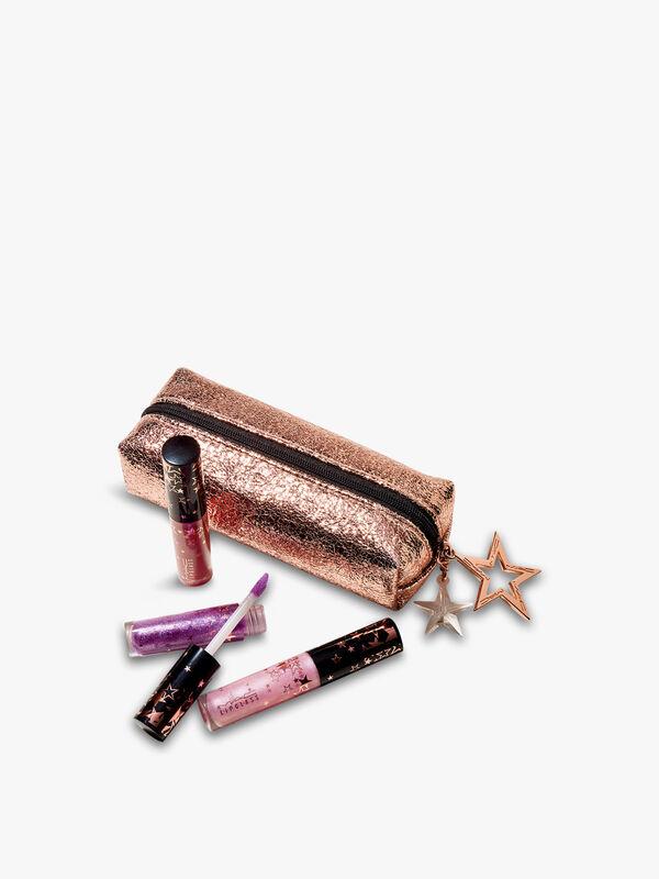 Lucky Star Lip Gloss Kit - Pink