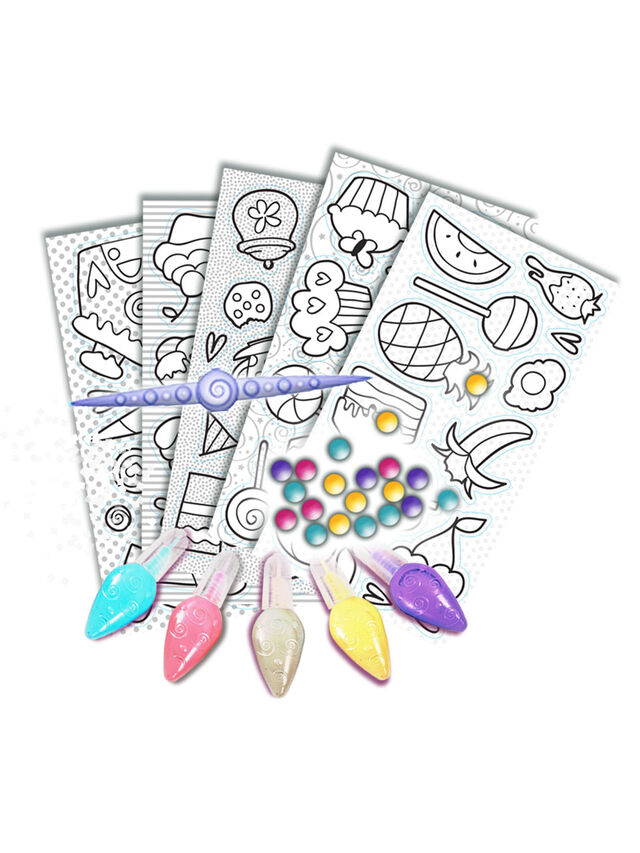 Sweet Treats Jelly Stickers