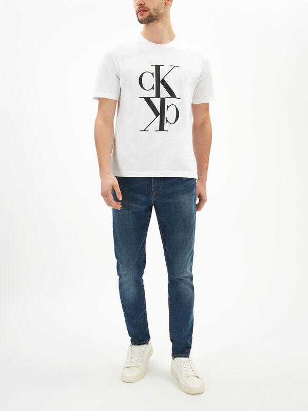 Mirrored Monogram T-Shirt