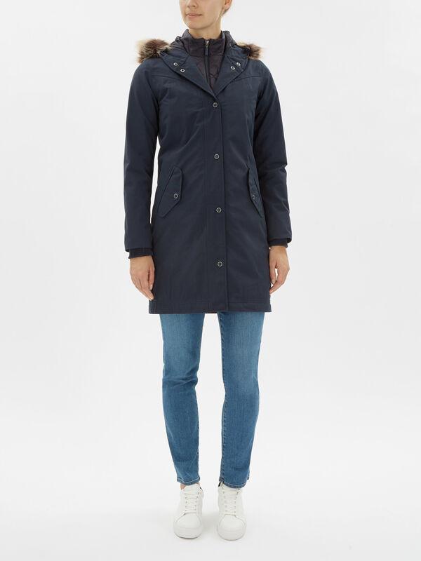 Mast Jacket