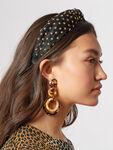 Star Studded Knotted Headband
