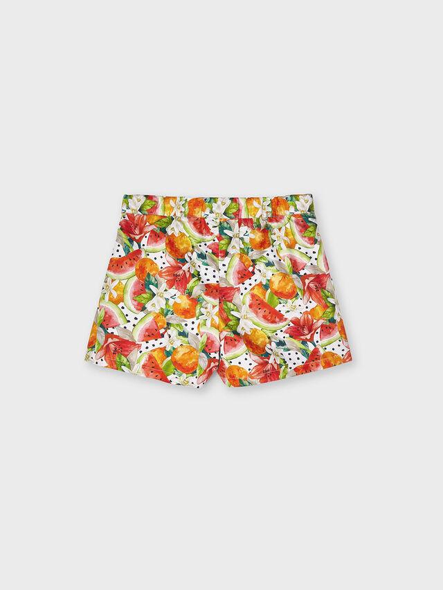Watermelon Print Shorts
