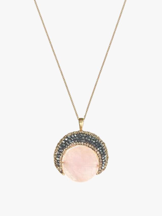 Celestial Atlas Pendant Necklace